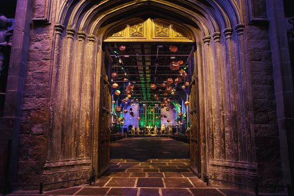 Halloween in London: Harry Potter and the Dark Arts