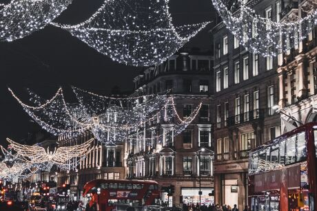 Things to do During the Festive Period in Sloane Square