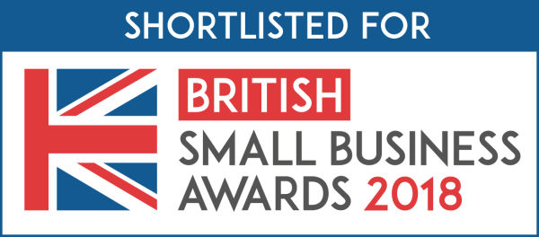 Merilee Karr, CEO of UnderTheDoormat, is proud to be a finalist in the British Small Business Awards 2018.
