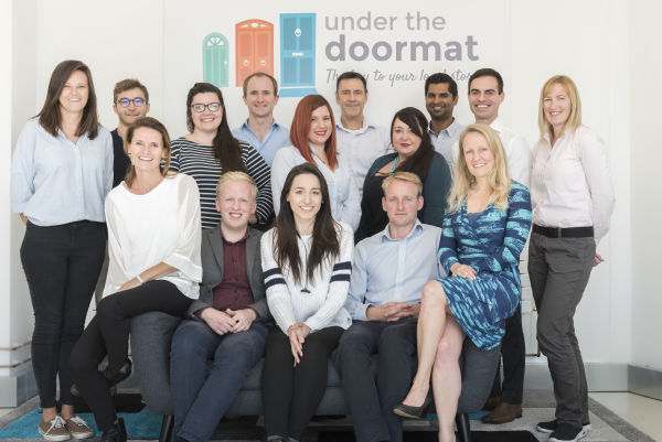 The UnderTheDoormat team are delighted to have been shortlisted for several awards in 2018 - fingers crossed!