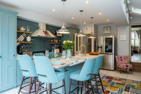 The Best Family Homes for the Half-Term Holidays