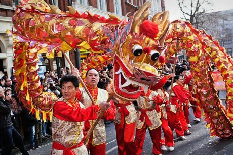 The Best Ways to Celebrate Chinese New Year in London