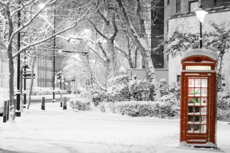 Cool Things to Do in London in the Snow