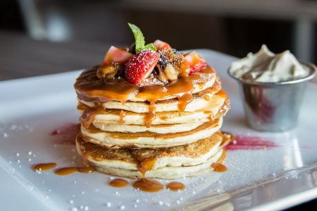 The Best Places to Eat Pancakes in London