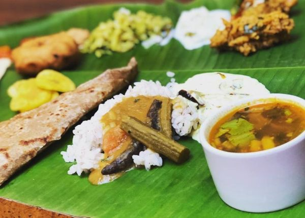 Rasa serves amazing vegetarian curries - and has been going strong since 1997.