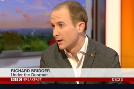 COO of UnderTheDoormat, Richard Bridger, provides some key insights regarding the home sharing economy during his interview on BBC Breakfast.