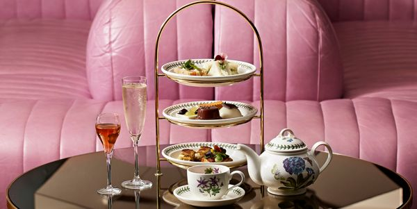 The Wyld Tea at the Mondrian: one of the coolest, quirkiest afternoon teas in town.