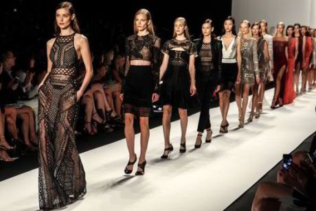 Catwalks, Couture and Cara: it's London Fashion Week
