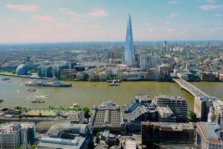 The sky's the limit: London's stunning views