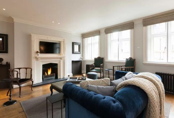 Stylish Mayfair Penthouse next to Hyde Park
