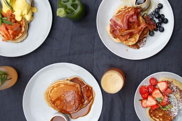 Top Places for Pancakes in London